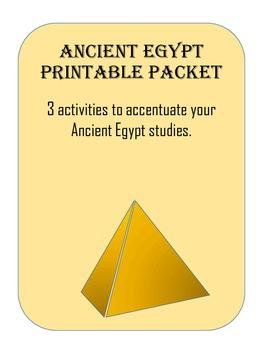 Ancient Egyptian Prinatbles
