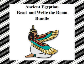 Ancient Egyptian Read and Write the Room Bundle