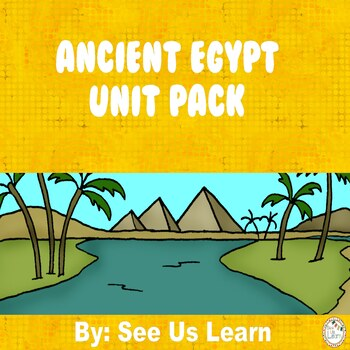 Ancient Egyptian Unit Pack
