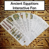 Ancient Egyptians Interactive Fan