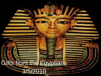 Ancient Egyptians - Legacy.