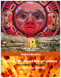 Ancient Futures and Neoprimitivism: Native Artistry - Flee