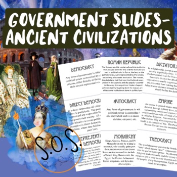 Ancient Governments Slides