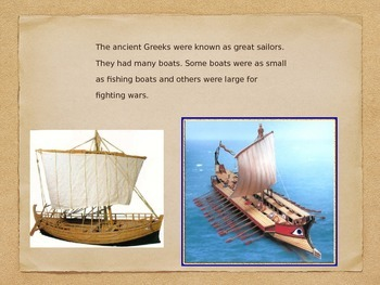 Ancient Greece Part 1 (Powerpoint)