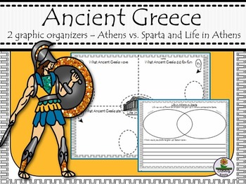 Athens vs Sparta, Life in Athens organizers