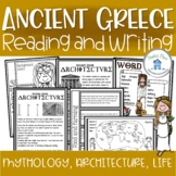 Ancient Greece Activities and Worksheets