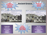 Ancient Greece Unit & Resource Bundle PowerPoint
