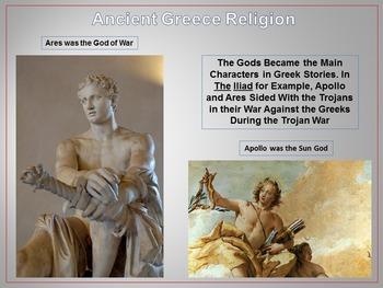 Ancient Greece Unit & Resource Bundle PowerPoint