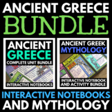 Ancient Greece Unit  - Questions and Information about Ancient Greece