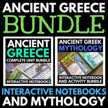 Ancient Greece Unit  - Questions and Information about Anc