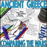 Ancient Greece Comparing the Persian and Peloponnesian Wars