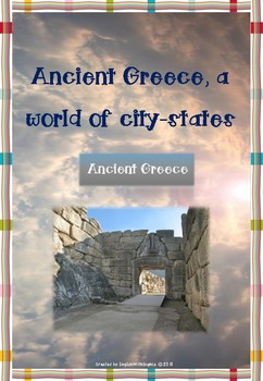 Ancient Greece: A world of city-states MINILESSON