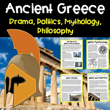 Ancient Greece Activities and Lessons
