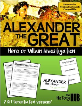 Ancient Greece - Alexander the Great