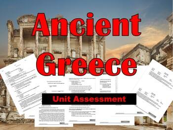 Ancient Greece Test