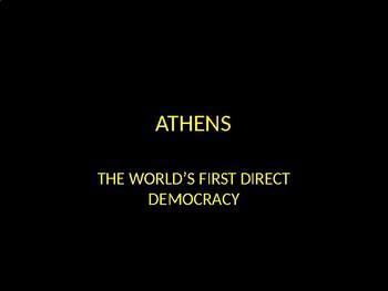 Ancient Greece - Athens