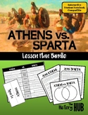 Athens vs. Sparta (Ancient Greece Lesson Plan)