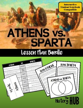 Ancient Greece - Athens vs. Sparta