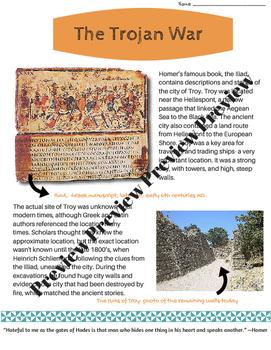 Ancient Greece BUNDLE!