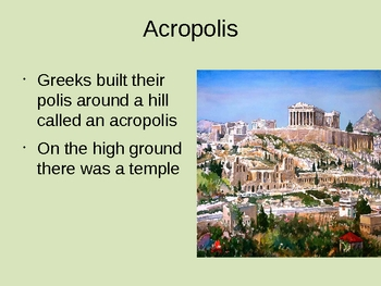 Ancient Greece - Basics