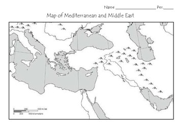 The Easiest Ancient Greece Map Blank {Tiburon Es Rojos}