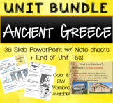 Ancient Greece Booklet