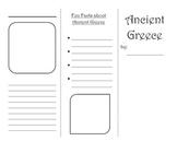 Ancient Greece Brochure Project