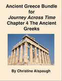 Ancient Greece Bundle for Journey Across Time Chapter 4