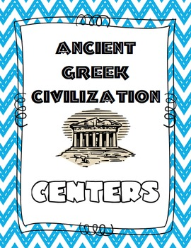 Ancient Greece Centers