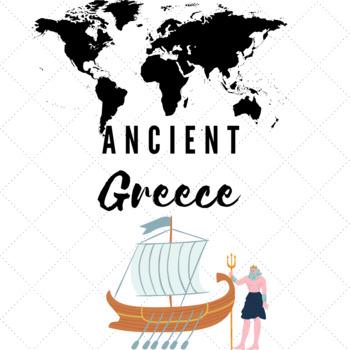 Ancient Greece Choice Board