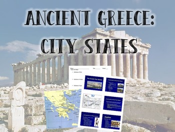 Ancient Greece City States