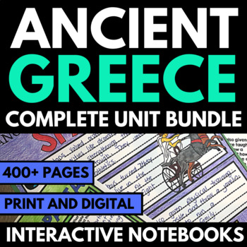 World history teaching resources lesson plans teachers pay teachers ancient greece interactive notebook ancient greece interactive notebook fandeluxe Choice Image
