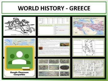 Ancient Greece - Complete Unit