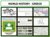 Ancient Greece - Complete Unit - Google Classroom Compatible