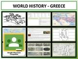 Ancient Greece - Complete Unit - Google Classroom Compatible