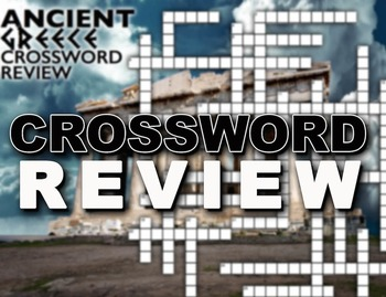 Ancient Greece Crossword Puzzle Review