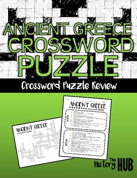Ancient Greece - Crossword Review