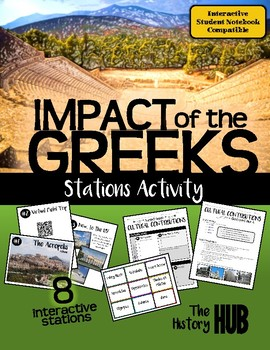 Greek Contributions (Ancient Greece Lesson Plan)