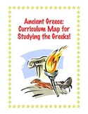 Ancient Greece: Curriculum and Content Map FREE!