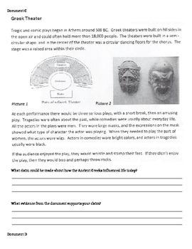 Ancient Greece DBQ