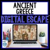 Ancient Greece DIGITAL ESCAPE ROOM for Google Drive® | Ale