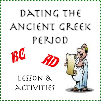 Ancient Greece: Dates & Chronology - Lesson & Activities