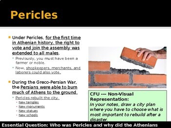 Ancient Greece Day 12 - Pericles and the Athenian Golden Age