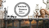 Ancient Greece: Differentiated Questioning Lesson (PPT)
