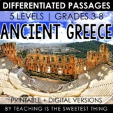 Ancient Greece: Passages - Distance Learning Compatible