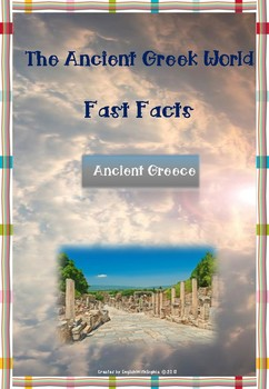 Ancient Greece - Fast Facts