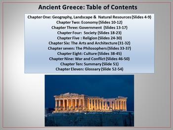 Ancient Greece Freebie