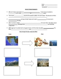 Ancient Greece Geography (Powerpoint and Guided Notes)