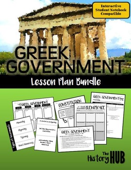 Ancient Greece - Government