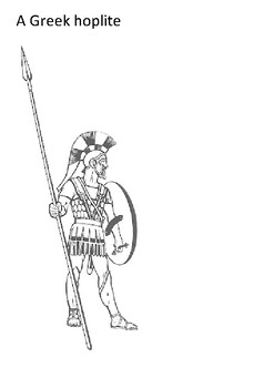 Ancient Greece Handout
